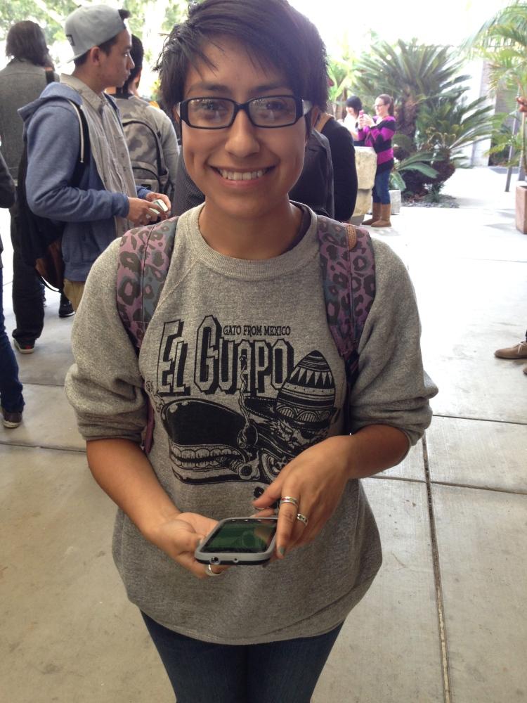 Classmate Interview: Alejandra Lopez